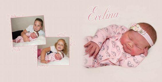 Hoera Evelina is geboren !!!! Zondag 10 september 2017 is Anouschka mijn allerbeste vriendinnetje bevallen van een Dochter genaamd Evelina :D :D 16:50 geboren te Lelystad 3800 gram en 51 cm en het is een pracht van een meid :D Supertrots ben ik op haar en haar dochter en stiekem verliefd op dit prachtige meisje!!!