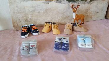schoenencollectie baby