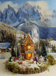 klein-kerstdorp