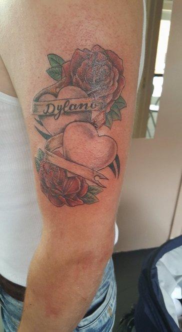 tattoo resultaat
