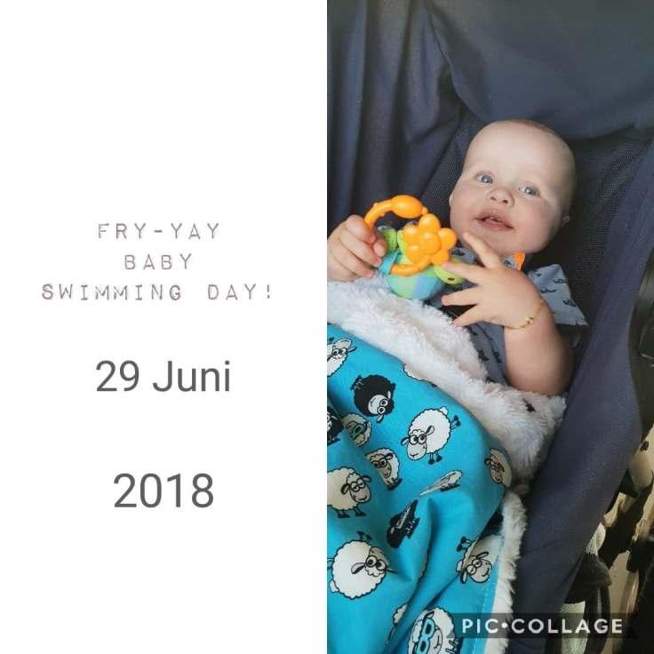 friyay baby swim day