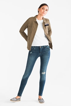 dark jeans C&A