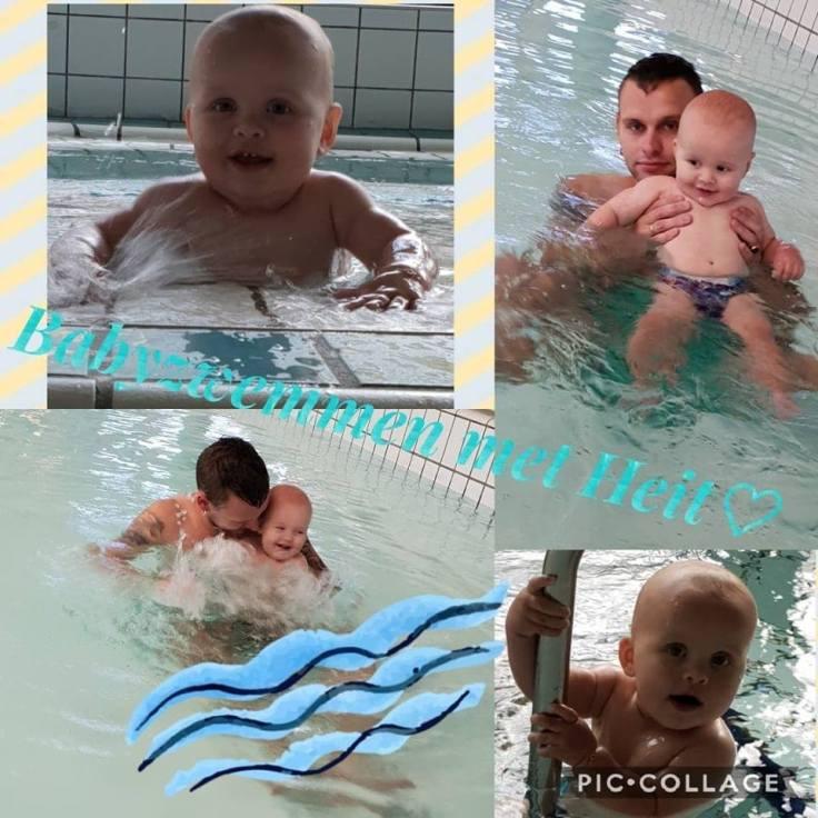 babyzwemmen met heit