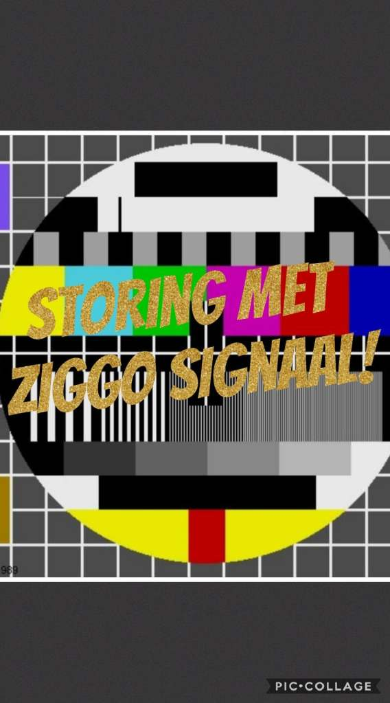 ziggo storing