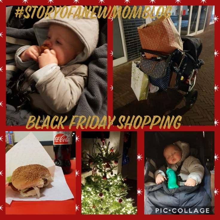 black friday shoppings
