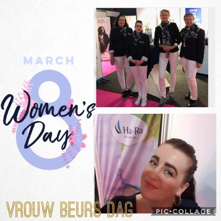 8 maart vrouw beurs dag